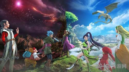 勇者斗恶龙游戏宣传图2