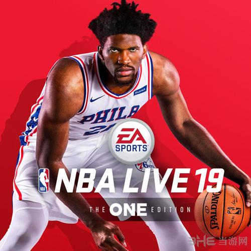 NBA live封面