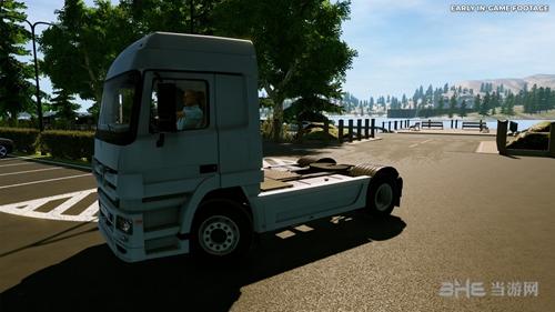 卡车司机游戏图片1