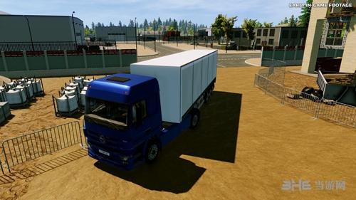 卡车司机游戏图片3