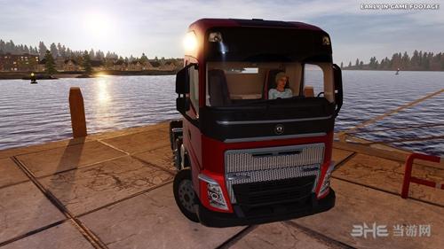 卡车司机游戏图片4