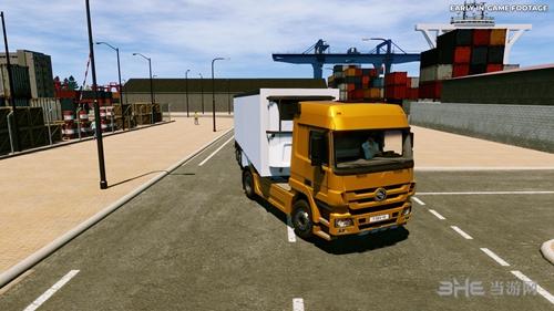 卡车司机游戏图片5