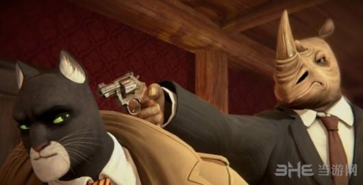 黑猫侦探:深入本质游戏截图1