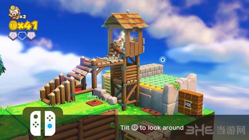 蘑菇队长游戏截图1