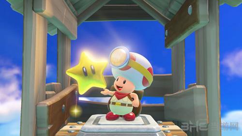 蘑菇队长游戏截图2