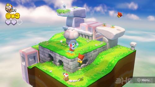 蘑菇队长游戏截图3