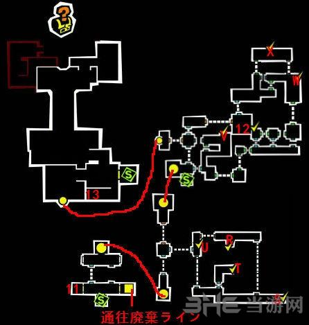 女神异闻录5地图3