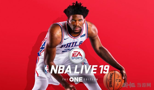 NBA live19封面