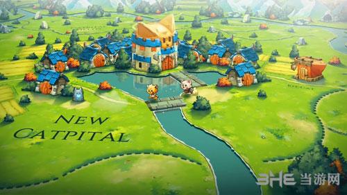 猫咪斗恶龙2游戏宣传图2