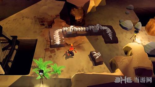 化石猎人宣传片截图2