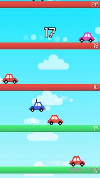 Jump Car手游截图0