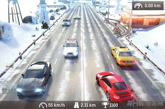 交通:非法公路赛车5截图2