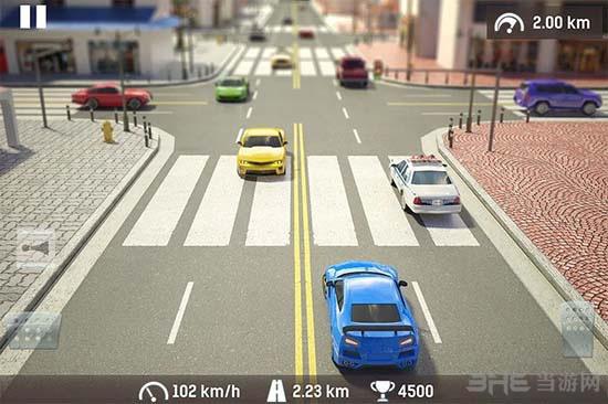 交通:非法公路赛车5截图3