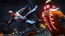 E3 2018:《蜘蛛侠》4K高清游戏截图 小蜘蛛大战凶恶反派