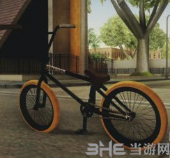 侠盗猎车手:圣安地列斯BMX Poland2越野自行车MOD截图1