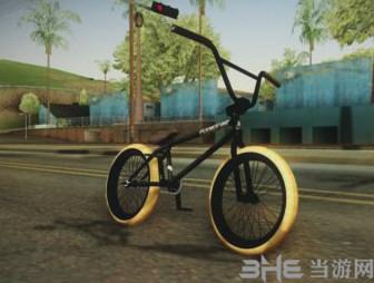 侠盗猎车手:圣安地列斯BMX Poland2越野自行车MOD截图0