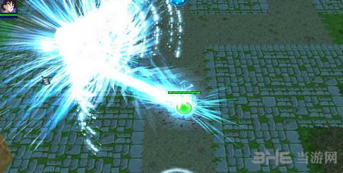 魔兽争霸3 v1.24龙珠激斗截图0