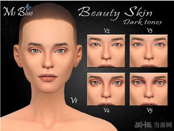 模拟人生4皮肤合集MOD截图0