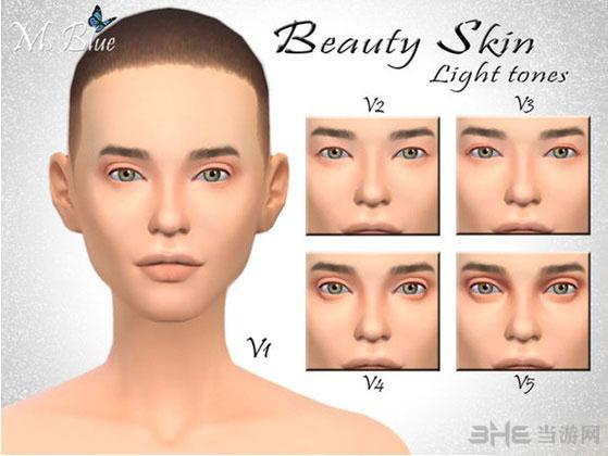 模拟人生4皮肤合集MOD截图1