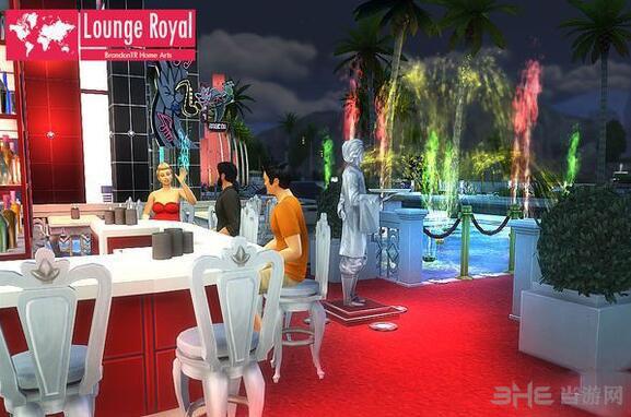 模拟人生4高大上酒吧MOD截图3