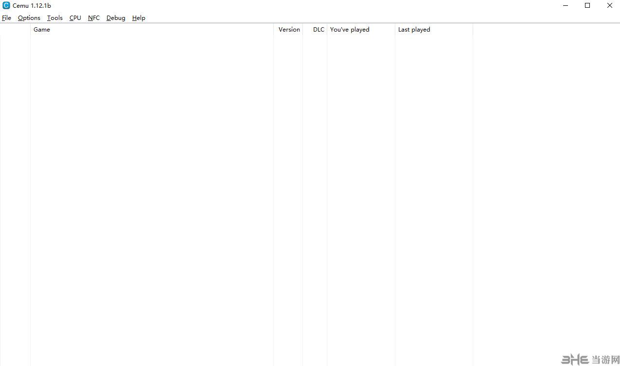 cemu模拟器1.12.1截图0