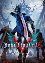 鬼泣5(Devil May Cry5)CPY硬�P版
