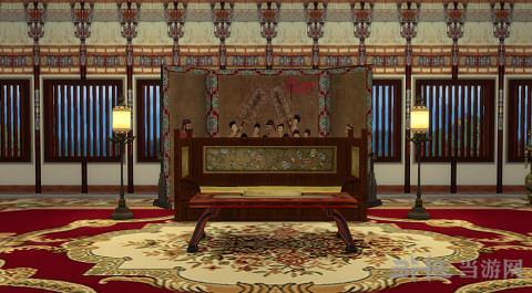 模拟人生4唐朝风格大殿建筑MOD截图2