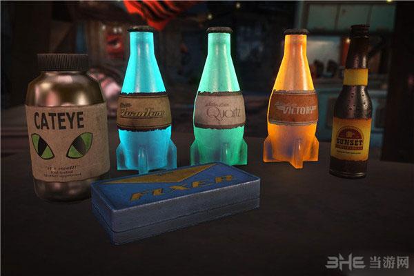 辐射4莫哈维进口饮料截图0