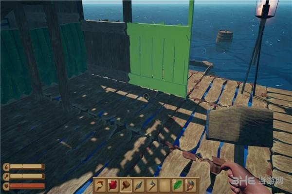 木筏:求生截图4