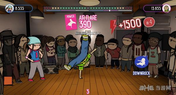 街舞少年截图2