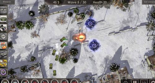 战地防御3:高清版截图0