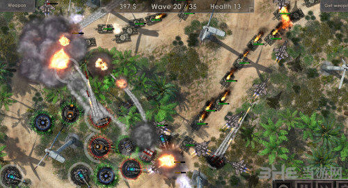 战地防御3:高清版截图4