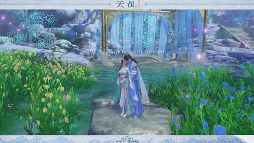 《天乩之白蛇传说》手游7.26双平台首发