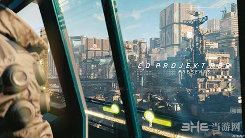 赛博朋克2077风景优美