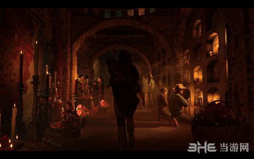 古墓丽影:暗影游戏宣传图2