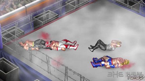 超火爆摔角世界游戏截图2