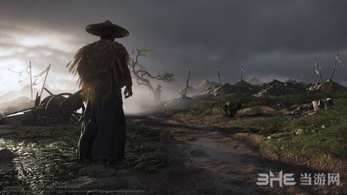 对马岛之鬼游戏实机演示截图2
