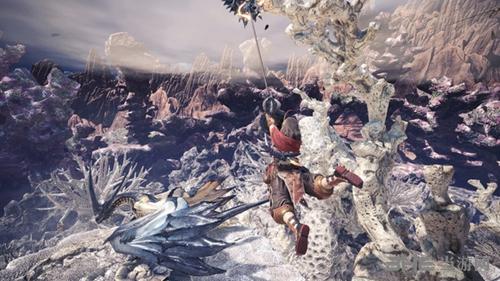 怪物猎人世界截图2