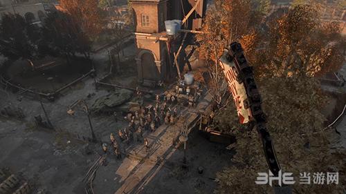 消逝的光芒2游戏画面