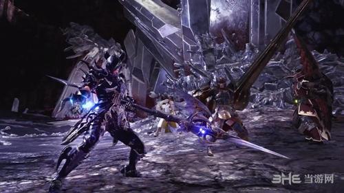 怪物猎人世界游戏图片6
