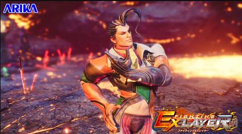 格斗领域EX游戏截图2