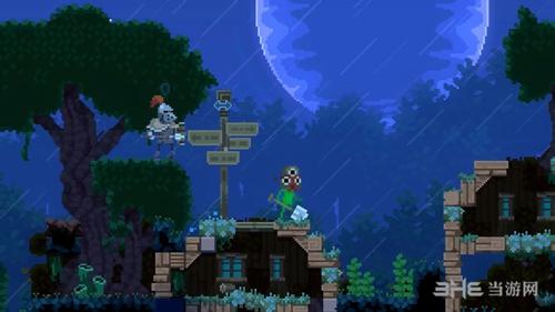 月球探索游戏截图2
