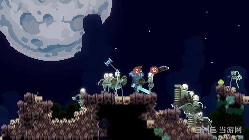 月球探索游戏截图3