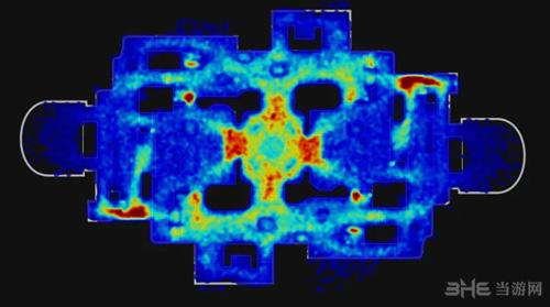 光环5热力图1