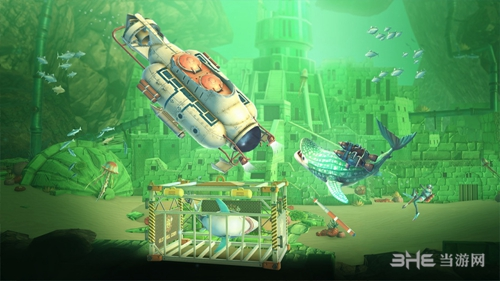 饥饿鲨:世界游戏截图