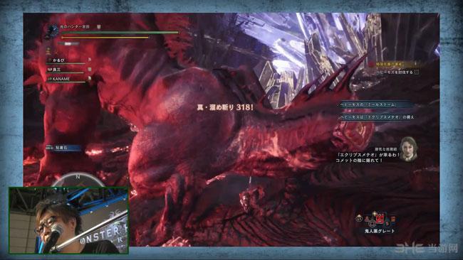 怪物猎人世界联动截图4