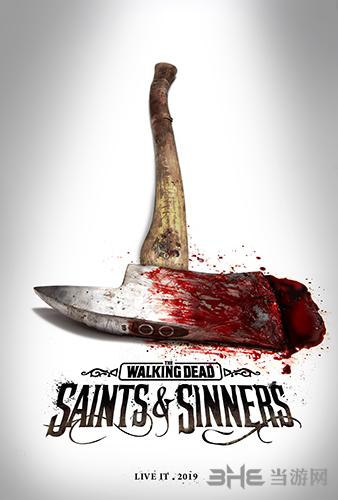 行尸走肉圣徒与罪人海报