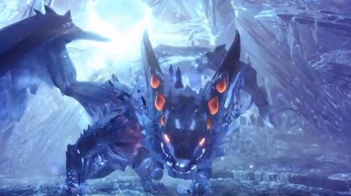怪物猎人世界灭尽龙游戏图片