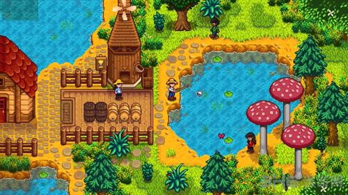 星露谷物语游戏视频截图1