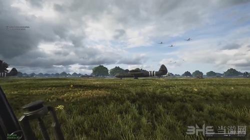 战争附言演示画面2